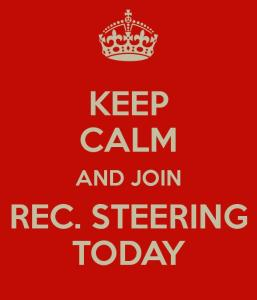 keep calm steering